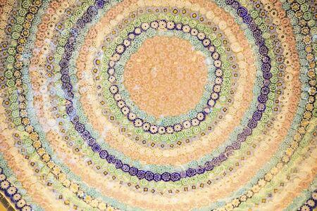 murano: Colorful murano background Stock Photo