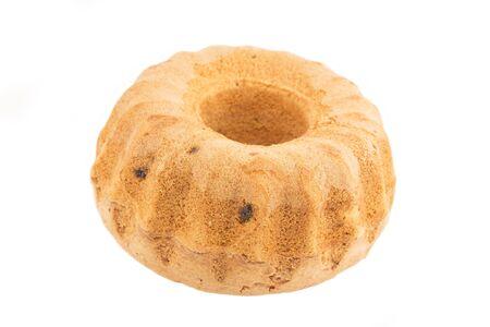 Pound cake [kuglof] isolated Standard-Bild
