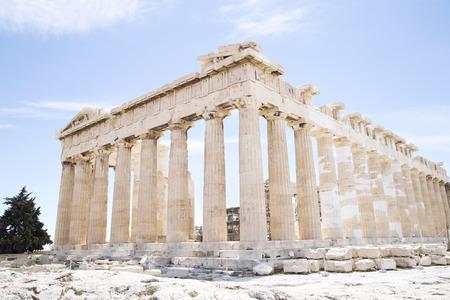 acropolis: Parthenon on the Acropolis, Athens, Greece Editorial