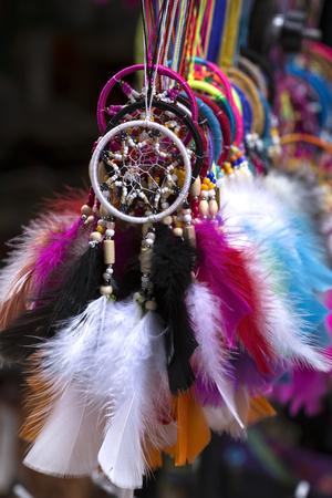 시장에 다채로운 꿈 고양이들 스톡 콘텐츠