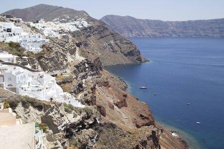 santorini island: Santorini Island - Greece