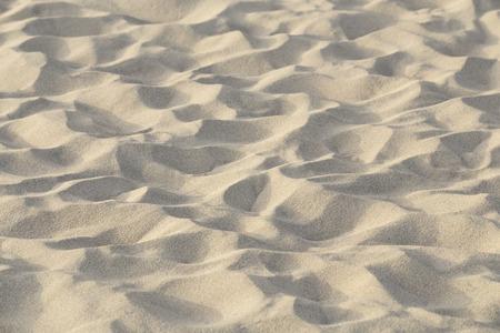 Texture de sable comme toile de fond