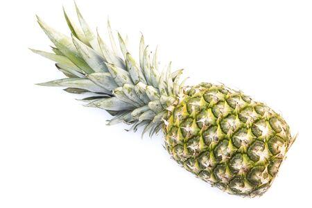 Pineapple isolated on white background Reklamní fotografie - 127668513