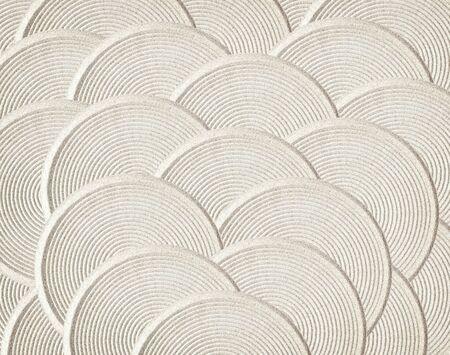 Zen sand pattern close up