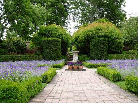 Prachtige tuin