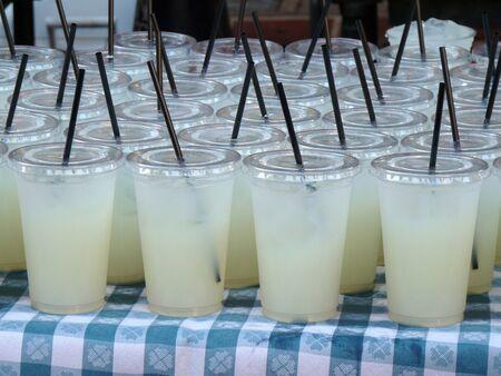 Fresh Lemonade Stok Fotoğraf
