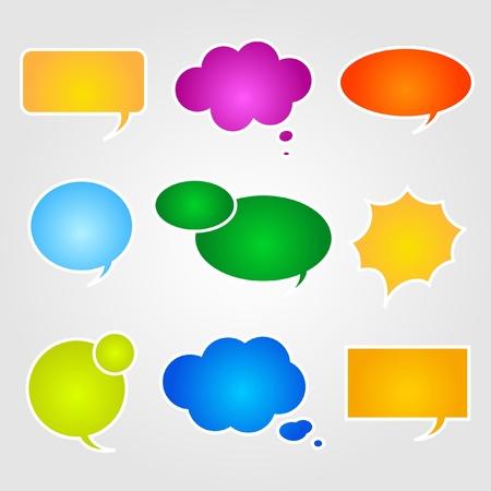 comix: Talk bubbles