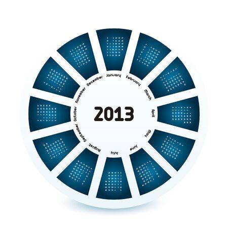 Calendar Stock Vector - 14189904