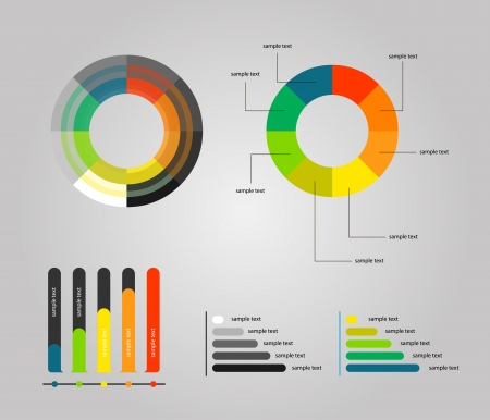 Elements of infographics