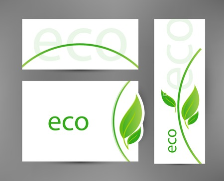 Eco element for design