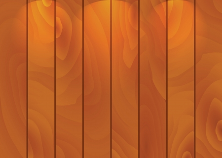 lighted: Lighted wood background