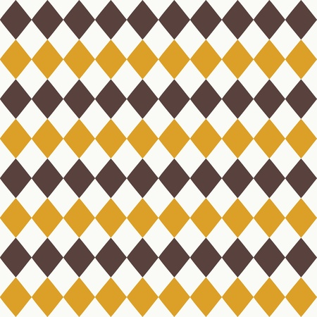 Argyle pattern. Vector illustration Illustration