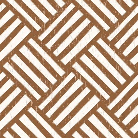 Abstract geometric grunge seamless pattern