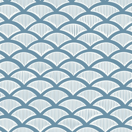 Abstract vintage seamless pattern Illustration