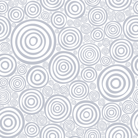 seamless hand-drawn pattern with ethnic circle elements for print, home decor, textile design, wrapping paper, wallpaper
