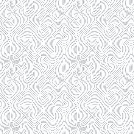 Vector seamless hand-drawn line pattern. Background for print, home decor, textile design, wrapping paper, wallpaper