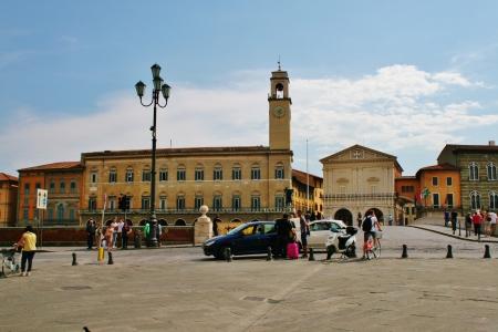 river arno: Pisa Italy River Arno