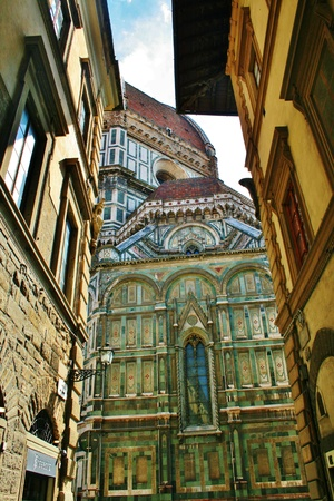 Florence Dome Editorial