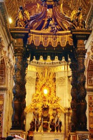 st peter s basilica: St  Peter s Basilica, Rome