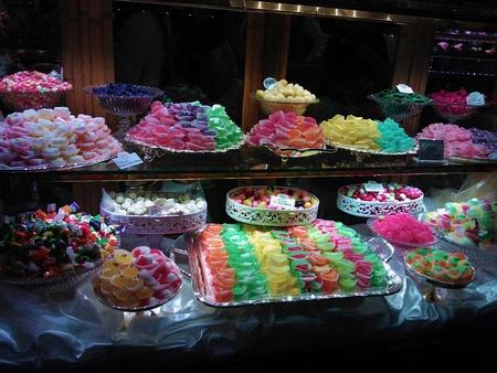 피렌체 사탕 가게