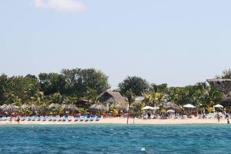beach resort Cozumel Mexico