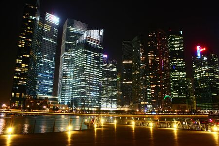 Marina Bay Financial Center Singapore  MBFC  , New Central Business District