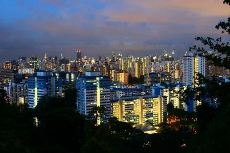 hdb: Singapore Public Housing, Urban Landscape HDB flat