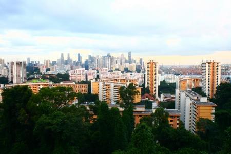 hdb: Singapore Public Housing, Urban Landscape HDB flats