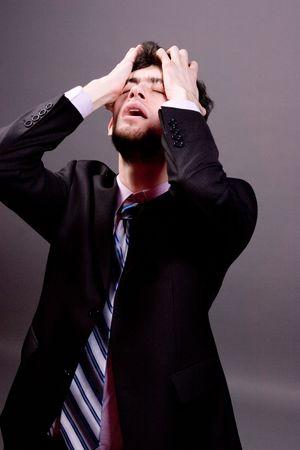 despair man