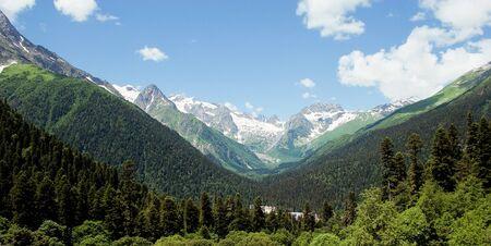 dombai: Caucasus Mountains, DombaiCaucasus Mountains, Dombai