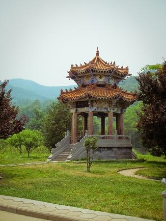 少林寺河南省、中国の登封。