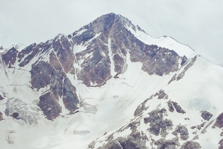 elbrus:  beautiful mountain landscape, Elbrus