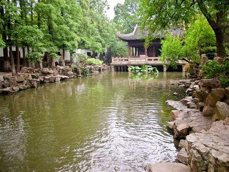 Yuyan garden, Shanghai, China