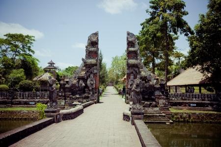 Taman Ayun temple  Mengwi   in Bali, Indonesia