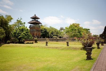 taman: Taman Ayun temple  Mengwi   in Bali, Indonesia