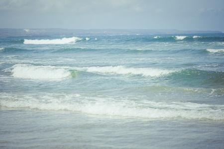Ocean waves  Indian ocean  Bali  Indonesia  Stock Photo - 17127199