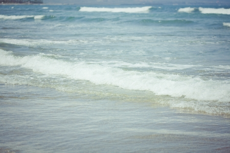 Ocean waves  Indian ocean  Bali  Indonesia Stock Photo - 17127192