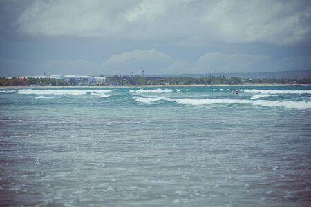 Ocean waves  Indian ocean  Bali  Indonesia Stock Photo - 17127148