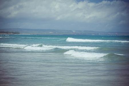 Ocean waves  Indian ocean  Bali  Indonesia Stock Photo - 17127147