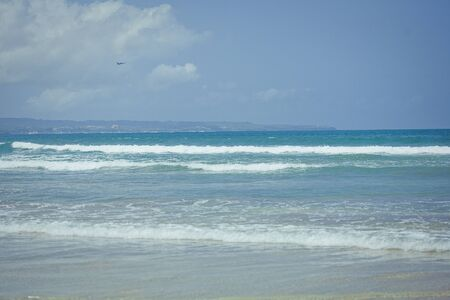 Ocean waves  Indian ocean  Bali  Indonesia Stock Photo - 17127165