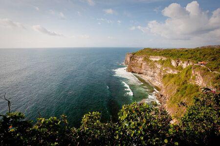 Coast of Indian ocean Bali, Indonesia Stock Photo - 17128794