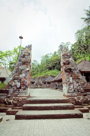 Gunung kawi temple in Bali  photo