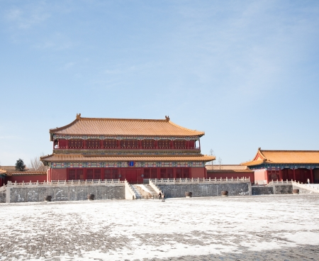 The Forbidden City  view photo