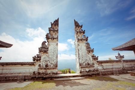 Pura Lempuyang temple. Bali, Indonesia Standard-Bild