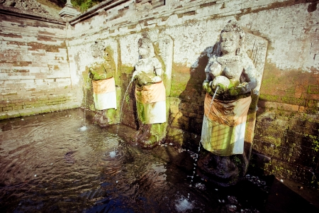 ubud: Goa Gajah Temple, Ubud, Bali, Indonesia.