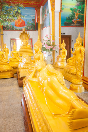 chalong: Wat Chalong, the most important temple in Phuket, Thailand