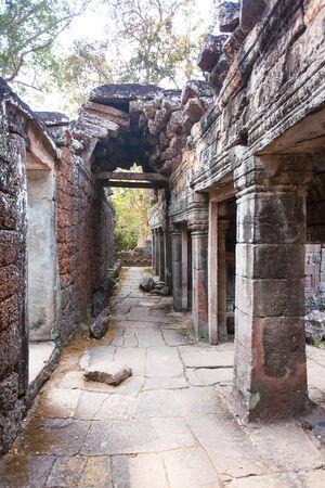 cambodge: Banteay Kdei in Siem reap ,Cambodia