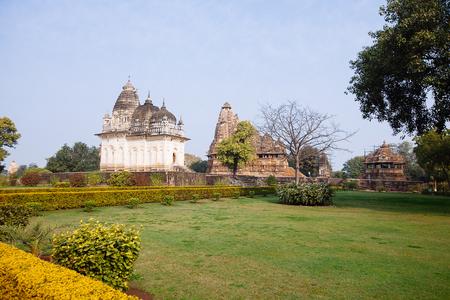 Pratapeshwar Temple. Western temples of Khajuraho. Madhya Pradesh. India.