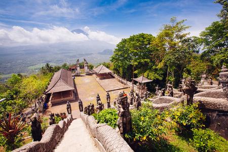 Pura Lempuyang temple. Bali island, Indonesia