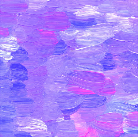 Creative purple oil painting texture.